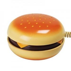 DAS Telefon für alle Burger-Fans