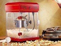 Ausgefallene Weihnachtsgeschenke für Männer - Popcornmaschine