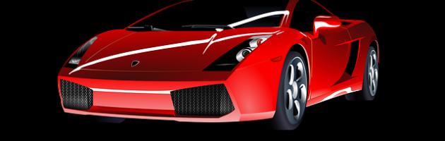 Einen Sportwagen mieten ist eine tolle Geschenkidee.