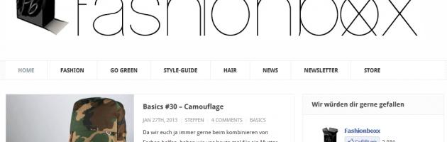 Welche Modegeschenke kann man Männern machen, fashionboxx.net klärt auf