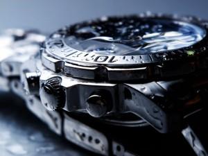 Die Uhr ist ein sehr beliebtes Männergeschenk.