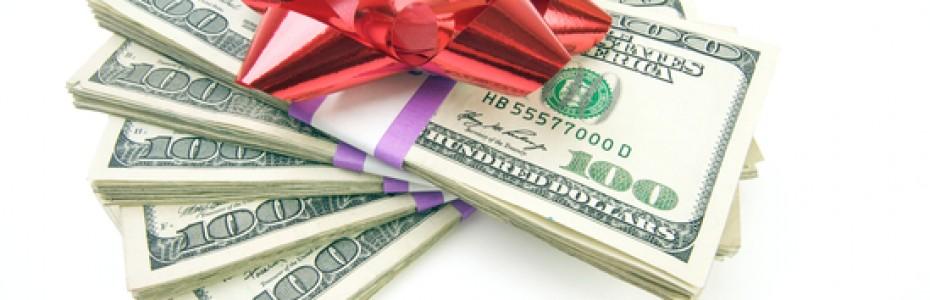 Geldgeschenke originell verpacken muss nicht kompliziert sein.